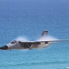 F-111 Low and Fast! by andytan