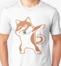 Shiba Inu - Shiba Inu Art - Shiba Inu Mug - Shiba Inu Shirt - Shiba Inu Print - Shiba Inu Necklace - Shiba Inu Stickers - Shiba Inu Fabric - Unisex T-Shirt