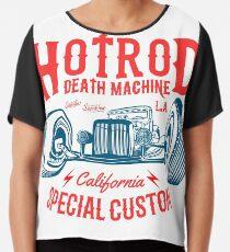 Hot Rod Death Machine Chiffontop