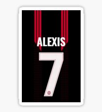 Alexis 7 @fasn_designs  Sticker