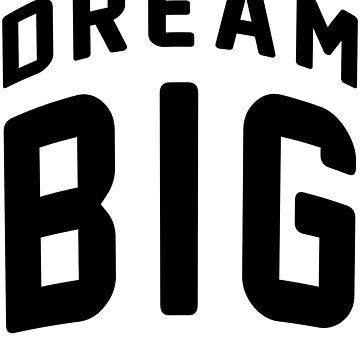Dream Big Wall Print - Dream Big - Dream Big Little One - Dream Big Wall Decor - Dreamcatcher Art - Dream Big Earrings - Dreamer Quote - Dre by UltimatePeter
