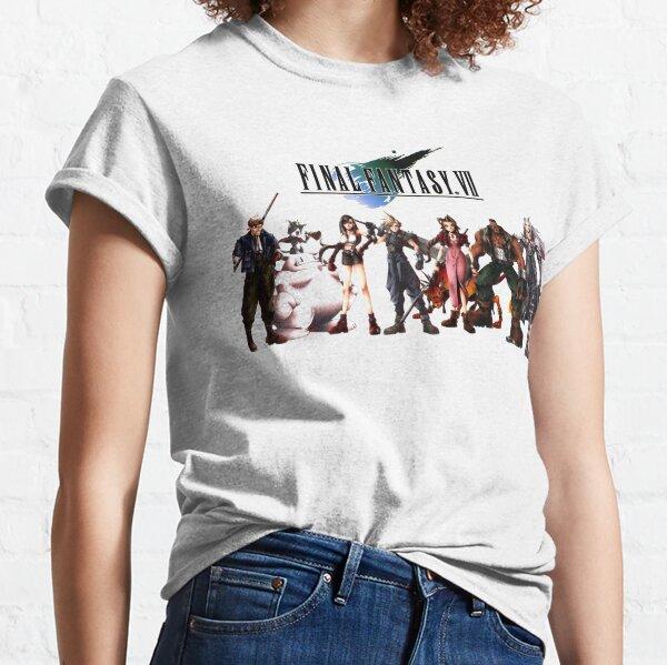 Final Fantasy VII characters Classic T-Shirt