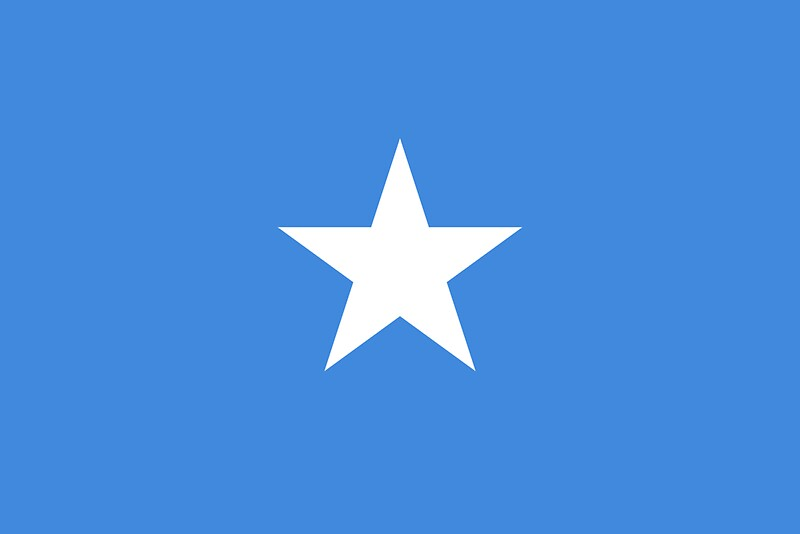 Somalia flag sticker by bokrok
