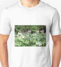 potato flower agriculture Unisex T-Shirt