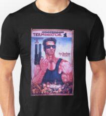 Terminator Ghana Poster Unisex T-Shirt