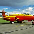 Gloster Meteor D.16 WH453/L by Colin Smedley