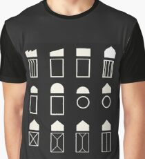 Roofs - Roofs Graphic T-Shirt