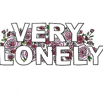 Very Lonely by spiropaperco