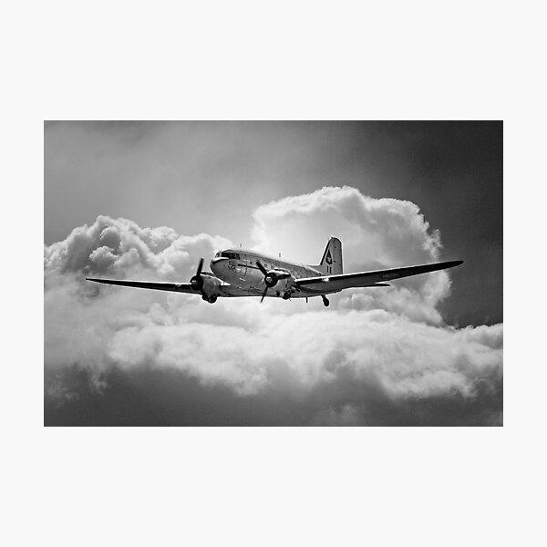 Restored RAAF C-47 Photographic Print