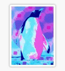 Mystical Penguin Sticker