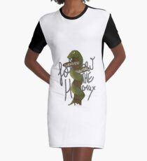 Nagini Graphic T-Shirt Dress