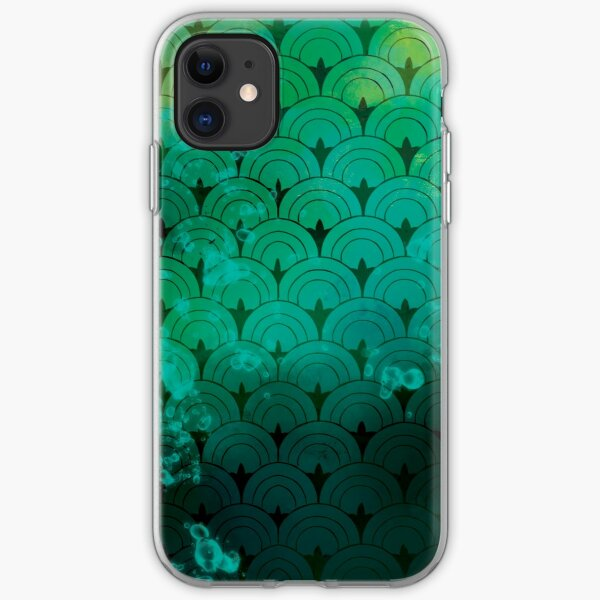 The wall Under the Water iPhone Soft Case