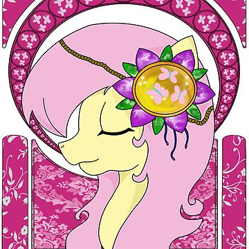 Kindness- Fluttershy by BlackTainted