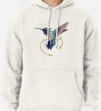 Hummingbird Pullover Hoodie