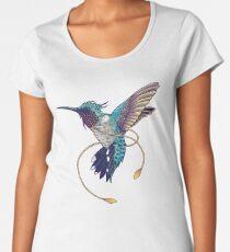 Hummingbird Premium Scoop T-Shirt