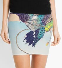 Hummingbird Mini Skirt