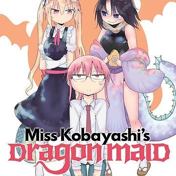 Miss Kobayashi's Dragon Maid by DenisWendel
