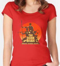Dora Milaje Women's Fitted Scoop T-Shirt