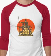 Dora Milaje Men's Baseball ¾ T-Shirt