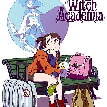 Little Witch Academy by DenisWendel