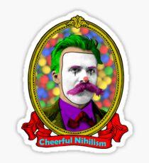 OG Nietzsche Sticker