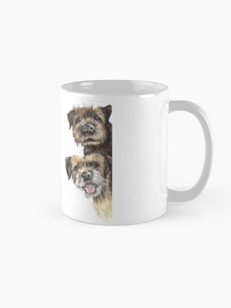 Alternate view of Double Trouble Mug