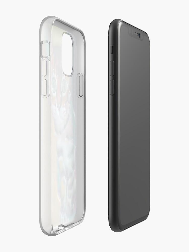 coque pour iphone xs gucci | Coque iPhone «Chaton», par JLHDesign