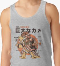 Bowserzilla Men's Tank Top