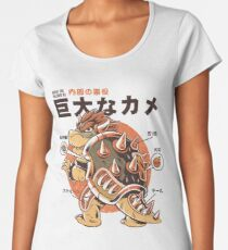 Bowserzilla Women's Premium T-Shirt