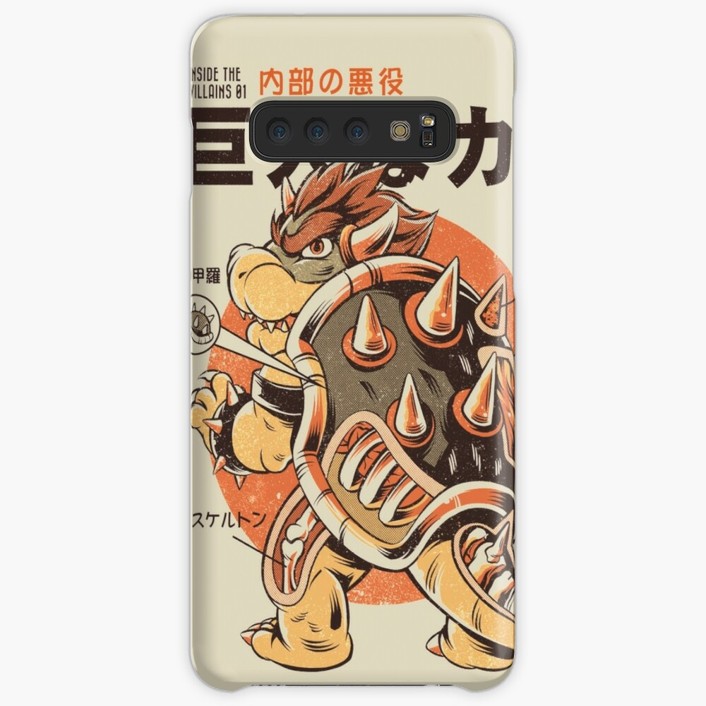 Bowserzilla Case & Skin for Samsung Galaxy