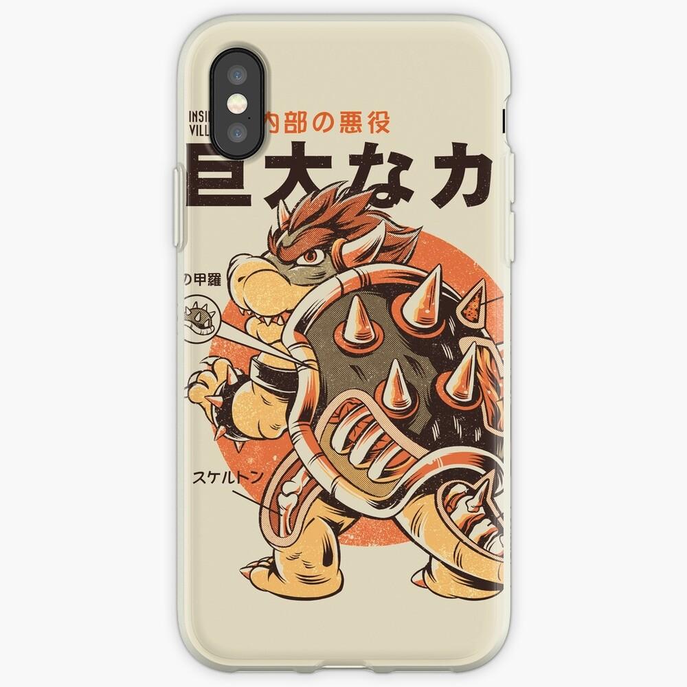 Bowserzilla iPhone Case & Cover