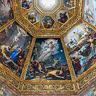 Medici Chapel by Mark Sykes