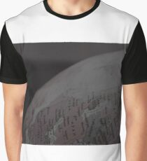 geography map Graphic T-Shirt