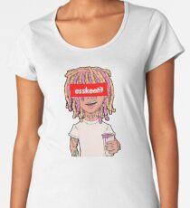 Lil Pump Eskeetit Women's Premium T-Shirt