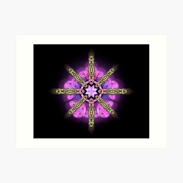 Emblem of the Sacred Counsil Art Print