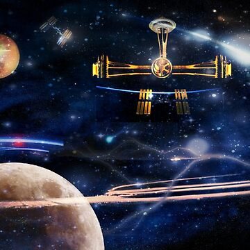 Island hopping through interstellar space by amberwayne52