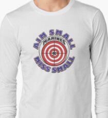 AIM SMALL MISS SMALL - MARINES T-Shirt