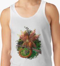 [Tea Cup Dragons] Leaf Dragon Tank Top