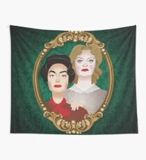 The Hudson sisters Wall Tapestry