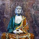 Buddha by moonstone