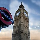 London by Christian  Zammit
