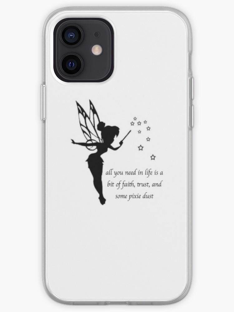 Fée Clochette   Coque iPhone