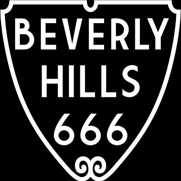 Beverly Hills 666 by Netliquid