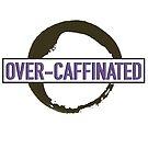 Überkoffeinierter Kaffee-Fleck von alydee