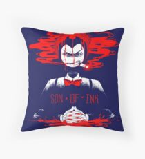 Heros always get remembered Throw Pillow