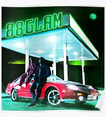 88GLAM Poster