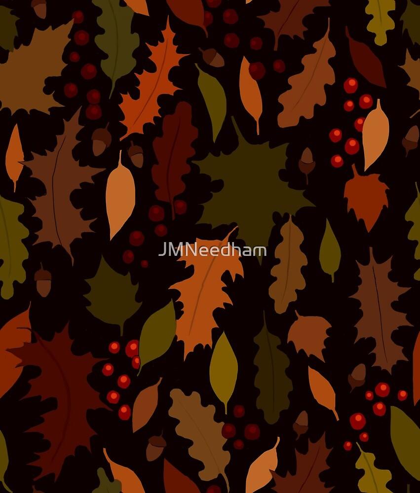 Autumn Leaves by JMNeedham