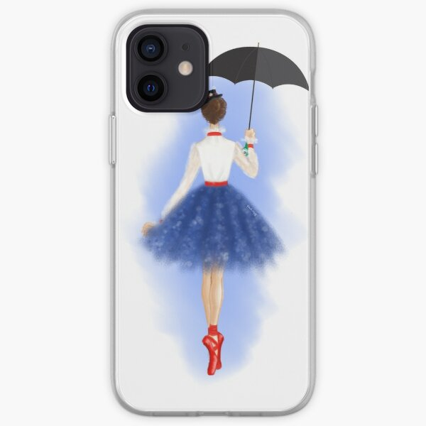 Dancing with Mary iPhone Soft Case