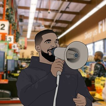 Drake Gottes Plan Grocery Givaway von thatyoungyork