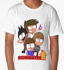 Roommates: Group Long T-Shirt